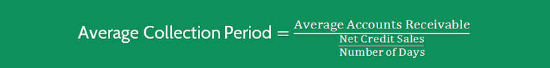 Average Collection Period Formula 1