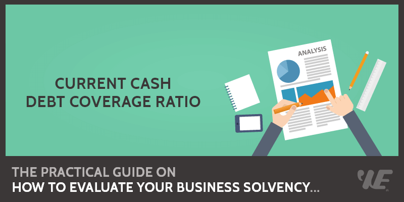 Current Cash Debt Coverage Ratio
