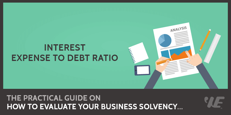 Interest Expense to Debt Ratio