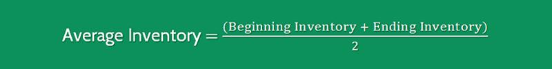 Inventory to Sales Ratio Formula 3